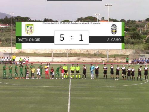 Video Dattilo Noir VS Alba Alcamo