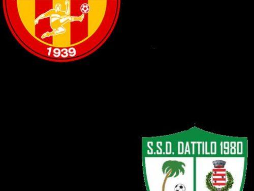 Ufficialmente rinviata a data da destinarsi la partita di domenica prossima fra Dattilo e Cittanovese