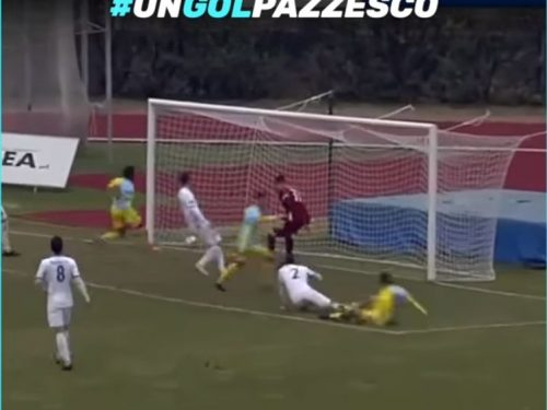 #unGolPazzesco | Vincenzo Manfrè (Dattilo, Serie D)